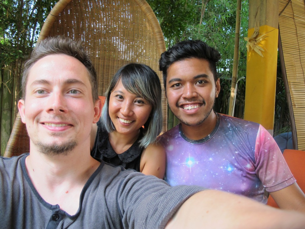 CoWorking in Hubud in Ubud