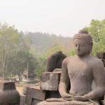 Borobudur inside 2