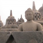 Borobudur top 2