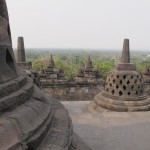 Borobudur top 1