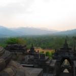 Borobudur inside 4