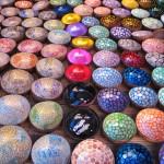 Bowls at the market